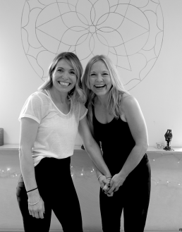 Liz + Gillian // Yoga Teacher Training Course