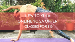 NEW TO KULA ONLINE OFFER